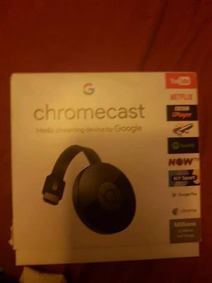 Google chromecast 2nd gen