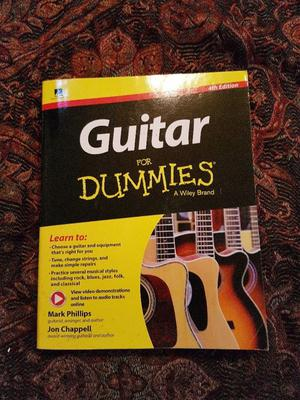 Guitar for Dummies Book