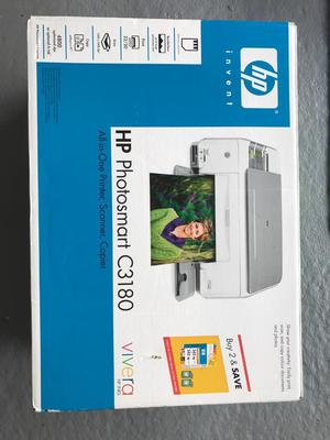 HP Photosmart C All in One Printer, Scannrt & Copier