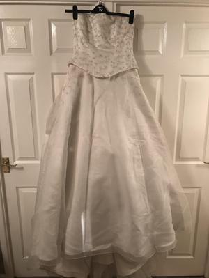 Maggie Soterro wedding dress. Never worn