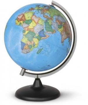 Nova Rico Corallo Politcal Non-Illuminate d Globe - 30 cm