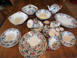 Royal Cauldon Victoria China