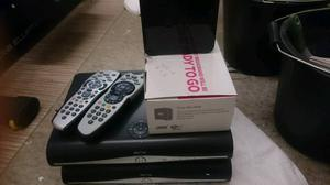 Sky HD boxes and router's
