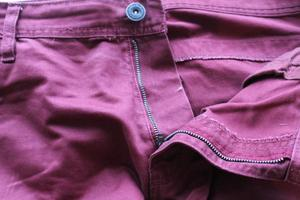 As New Blue Inc Dark Red Chinos 38S (Never worn)
