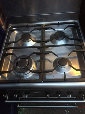 BANK HOLIDAY SALE REDUCED Smeg duel fuel double oven cooker