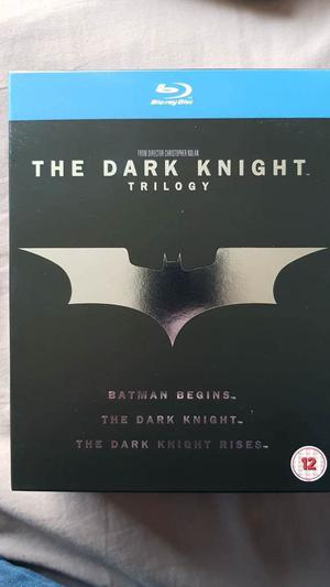 Dark Knight Trilogy BluRay