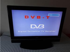 Goodmans 26 inch HD ready digital LCD flat screen colour TV.
