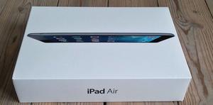 IPAD AIR 16 GB WIFI + CELLULAR SPACE GREY FOR SALE