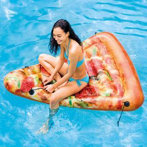Intex Inflatable Pizza Slice Pool Mat