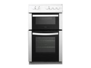 LOGIK WHITE 50cm CERAMIC COOKER-NEW in Huddersfield