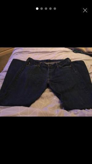 Levi 501 Men's Jeans -Size 36W 34L