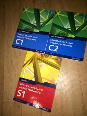 Maths c1 c2 s1 a level