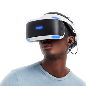 PS4 VR Headset & Elder Scrolls VR