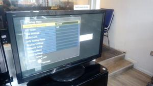 "Panasonic 50"" Full HD p Freeview TV £150"