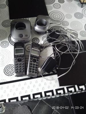 Panasonic phone cordless twin pack