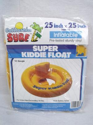 Super Kiddie Float Baby Float Swimming Pool Infant Chair