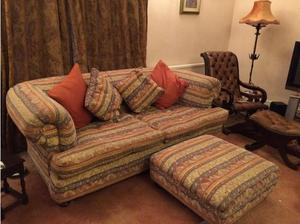 Three Seater Settee in Frome
