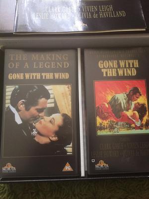 VHS box set