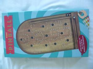 Wooden Pinball Game