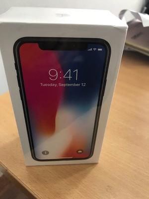 iPhone X brand new sealed 64gb