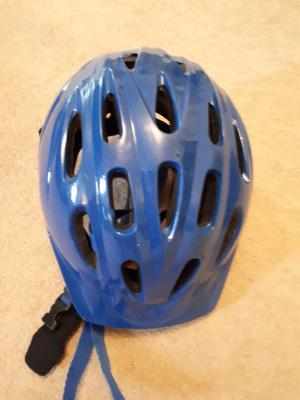 Boys kids helmet blue