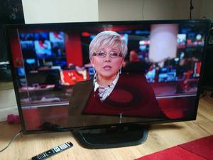 LG 47 inches LED Smart Full HD TV Freeview FreeSat HD