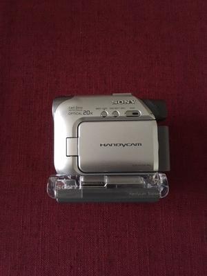 Sony Handycam DCR-HC22E with Zeiss Vario-Tessar lens