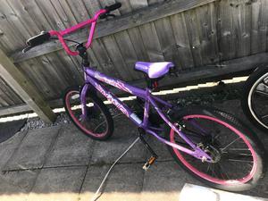 BMX girl bike