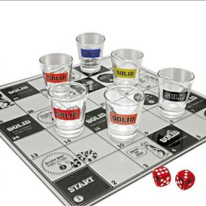 Brand New Snakes and Ladders Shot Game (CHEAP)