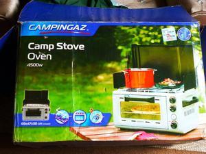 CAMP STOVE / OVEN