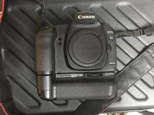 Canon 5d MKII inc BG-E6 dual battery grip - boxed