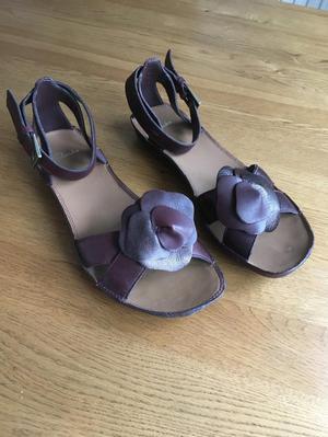 Clarks Ladies Leather Sandals New and Unworn