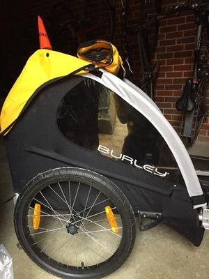 Burley Lite Bicycle Trailer Bike Child Posot Class
