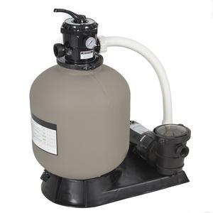 "Pro Above Ground Swimming Pool Pump System GPH 19"" Sand"