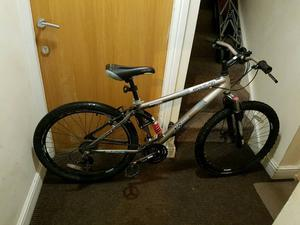 Rhino Mountain bike with full suspension