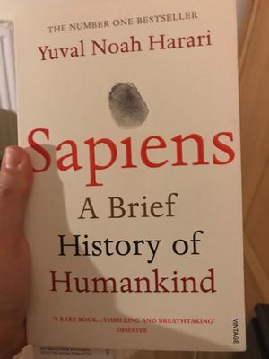 Sapiens (A Brief History of Mankind)