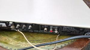 Technices AM/ FM Tuner - Nice Hi Fi separate in good cond