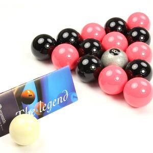 EXCLUSIVE! Aramith Premier SILVER 8 BALL Edition PINK and