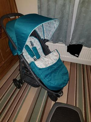 Graco Evo Carrycot Posot Class