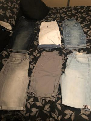 6 pairs of 30w shorts
