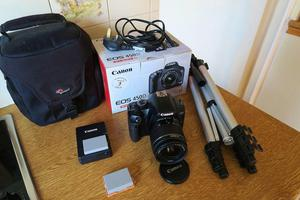 Canon 450D Camera with Canon EFS mm Mk3 Lens Package