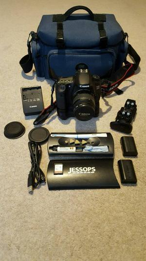 Canon EOS 60D DSLR Camera kit with Canon Lens etc