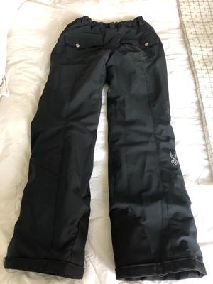 Girls Spyder ski trousers