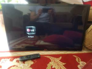 LG 32 INCH FULL HD P LED TV IN BOX WITH REMOTE AND MANUAL NOT SONY PANASONIC SAMSUNG