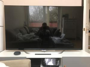 "LG Smart TV 55UB850V 55"" 3D p UHD 4K LED LCD Internet TV"