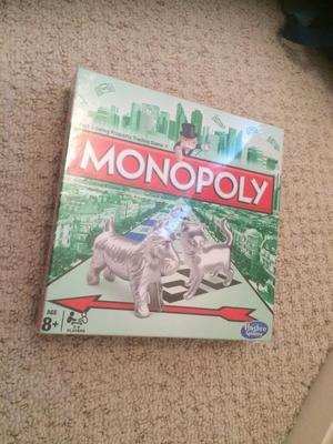 Monopoly board game (brand new)