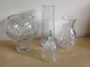 Royal Doulton,Royal albert and Bohemia crystal