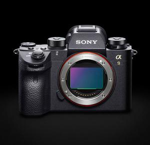 Sony Alpha A9 Mirrorless Camera ILCE-9/B ILCE9 (Body Only)