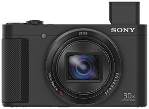 Sony Cybershot HXMP 30x Zoom Camera - Black. (B-Grade)