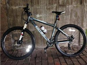 carrera Vengence Mountain bike 20' frame in Sittingbourne